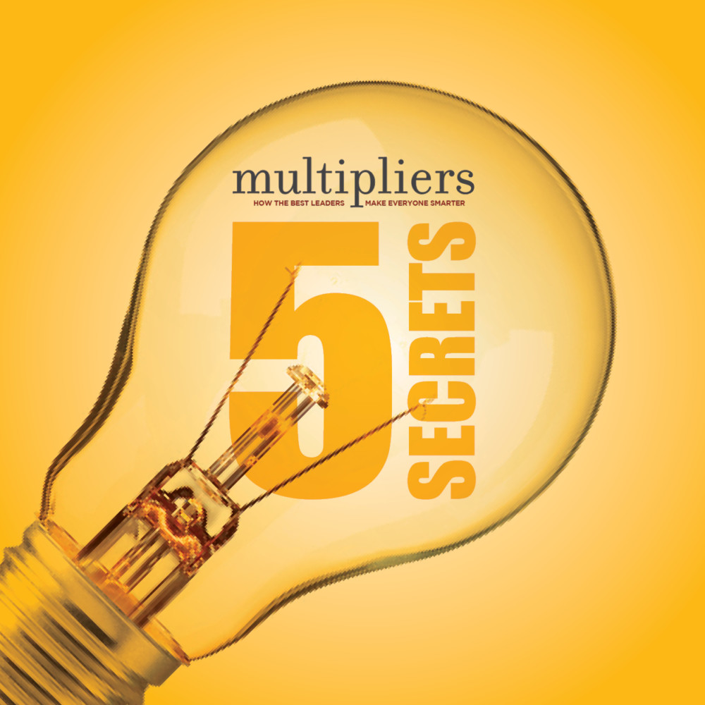 Multipliers 5 Secrets