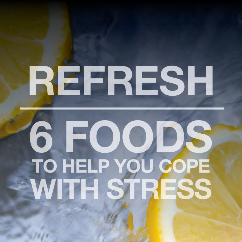 Wellness Anti Stress Foods