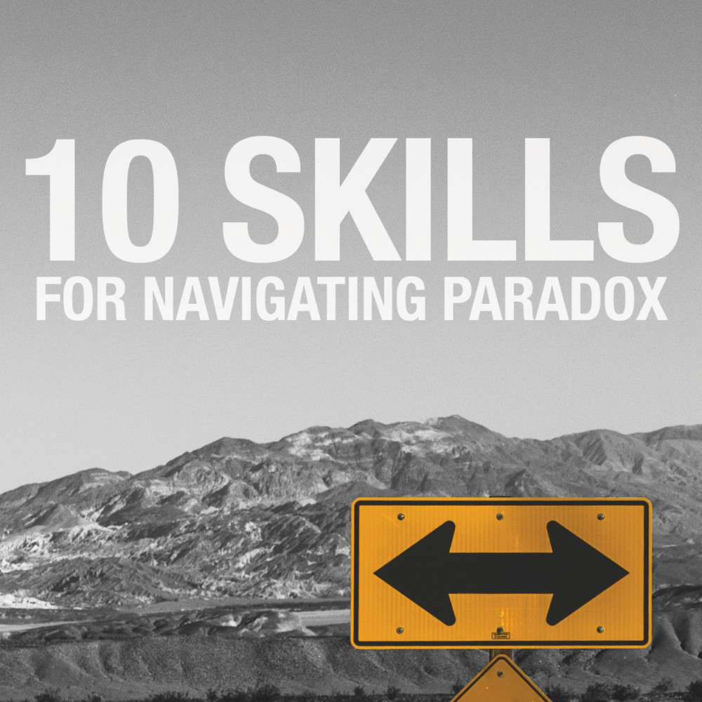 Rate your Paradox Navigating Skills