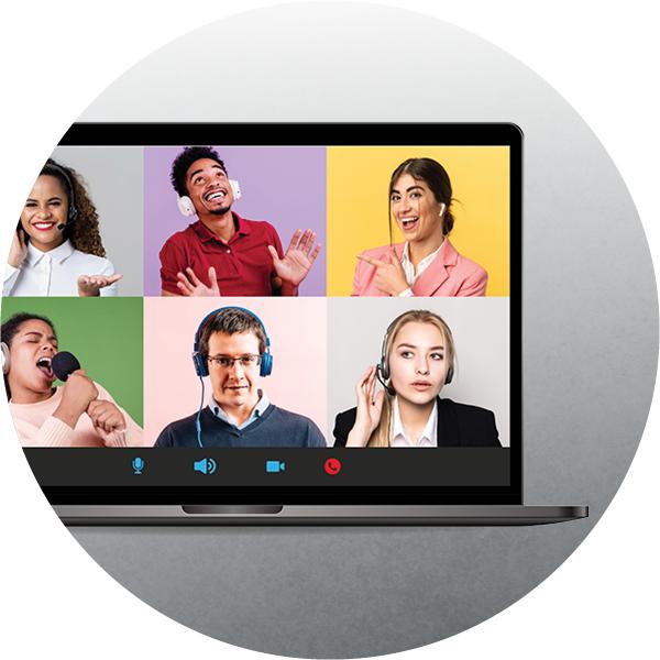 Webinars Inclusive Meetings